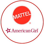 Kelley Huston female voice over for Mattel American Girl