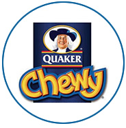 Kelley Huston female voice over for Quaker Chewy Bars